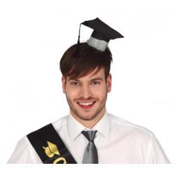 Čepice na čelence Absolvent