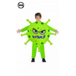 Dětský kostým Covid