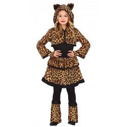 Dětský kostým Leopard