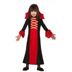Dětský kostým Vampírka