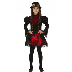 Dětský kostým Gótská vampírka
