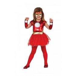 Dětský kostým Lil Iron lady
