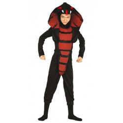 Dětský kostým Ninja kobra