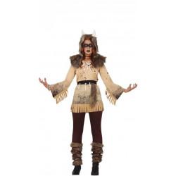 Kostým Šamanka