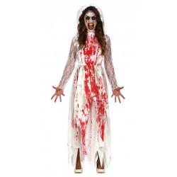 Kostým Krvavá nevěsta