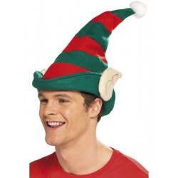 Čepice Elf s ušima
