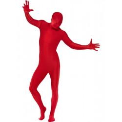 Celotělový overal červený