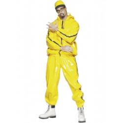 Kostým Rapper PVC