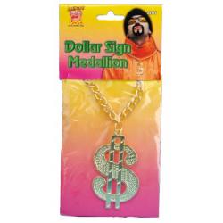 Medailon Dolar zlatý
