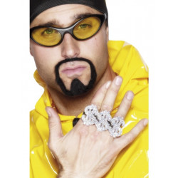 Prstýnky Rapper 3x dolar