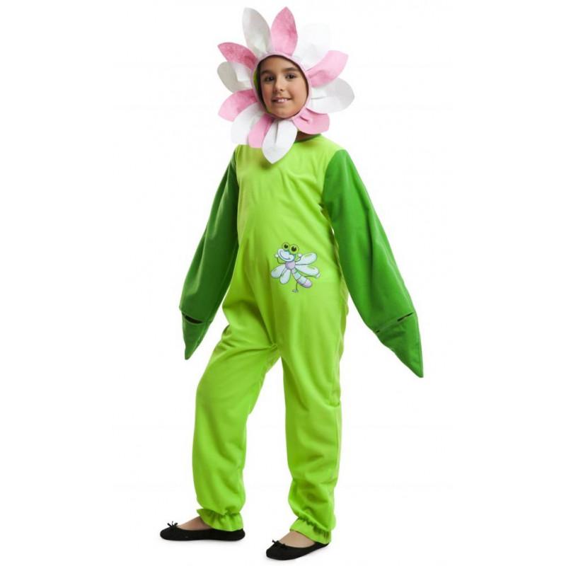 Dětský kostým Květina s vážkou