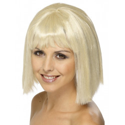 Paruka Coquette blond