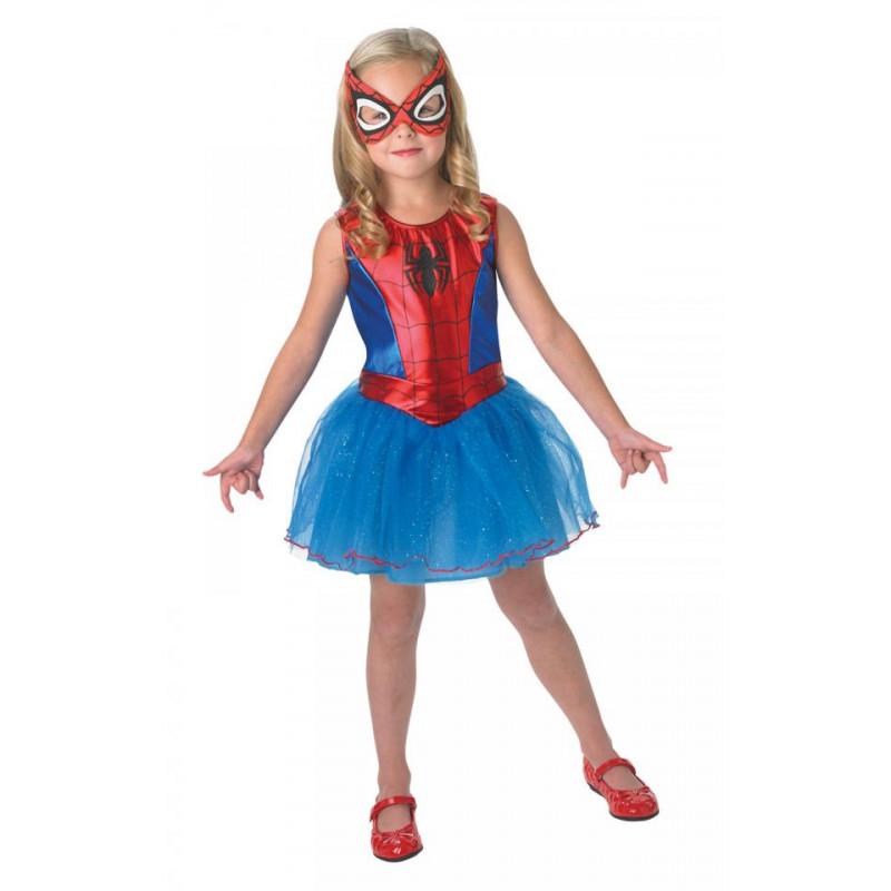 Dětský kostým Spider-Girl