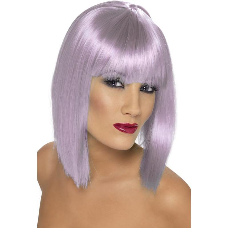 Paruka Glam lila