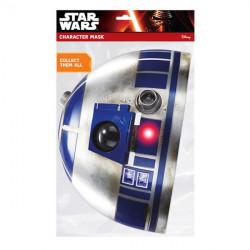 Papírová maska R2-D2
