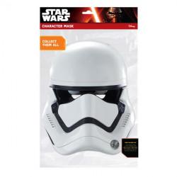 Papírová maska Stormtrooper 2