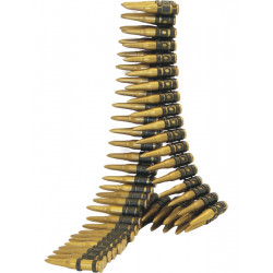 Nábojový pás 96 nábojů 150 cm