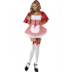 Kostým Sexy Červená Karkulka