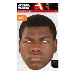 Papírová maska Finn