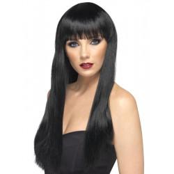 Paruka Beauty černá