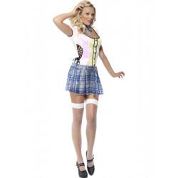 Kostým Sexy školačka