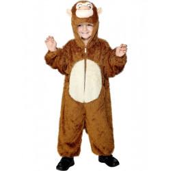 Dětský kostým Opička 7-9 roků
