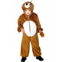 Dětský kostým Liška 7-9 roků