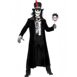 Kostým Zombie voodoo man