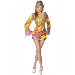 Kostým Sexy 60. léta