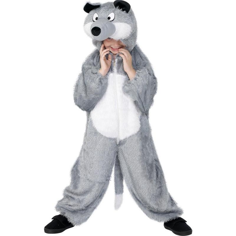 Dětský kostým Vlk 7-9 roků