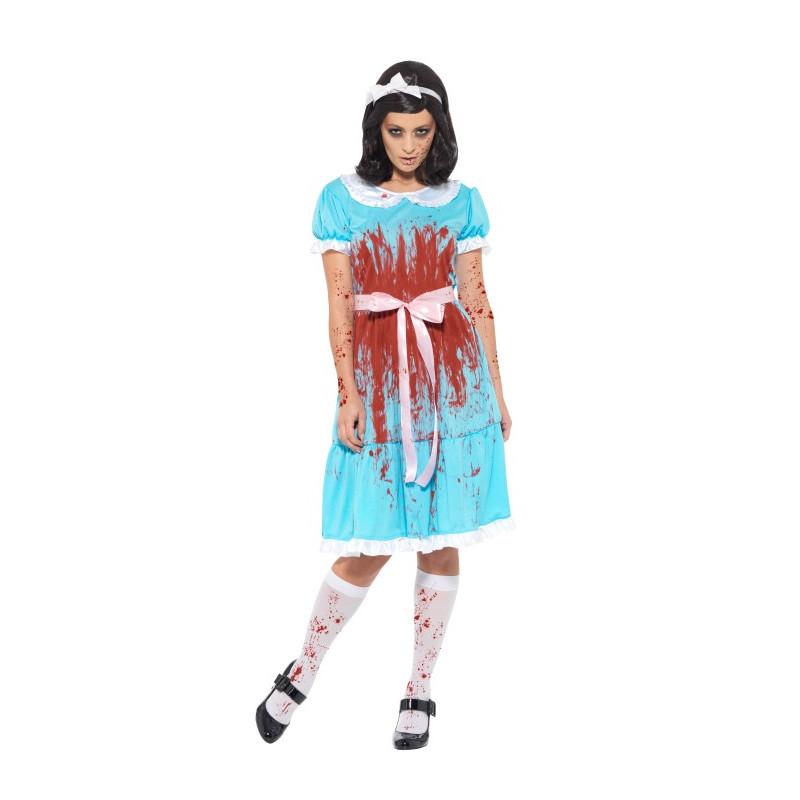 Kostým Krvavá studentka