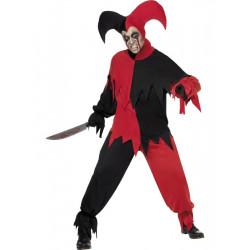 Kostým Temný šašek halloween