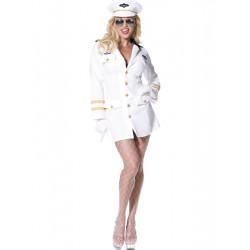 Kostým Top Gun kapitánka