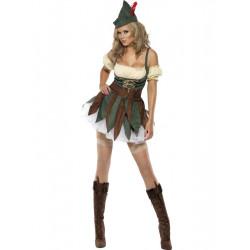 Kostým Sexy lesní žena