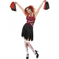 Kostým High School zombie cheerleader