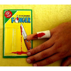 Poraněný prst