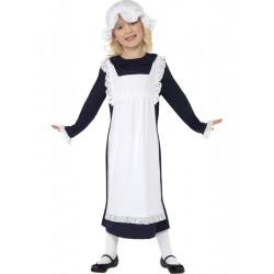 Dětský kostým Viktoriánská chudá dívka