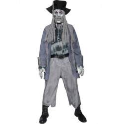 Kostým Zombie pirát