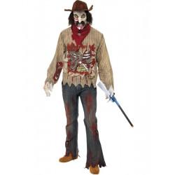 Kostým Zombie kovboj