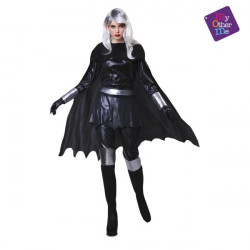 Kostým Černá superhrdinka