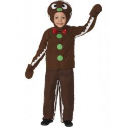 Dětský kostým Zázvorka