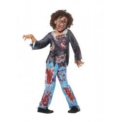 Dětský kostým Zombie dívka
