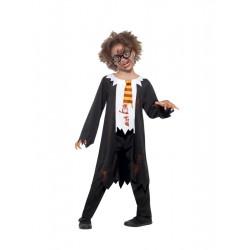 Dětský kostým Zombie student