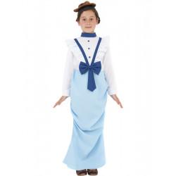 Dětský kostým Viktoriánská bohatá dívka