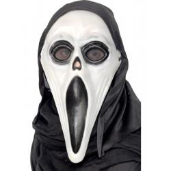 Maska Vřískot s kápí