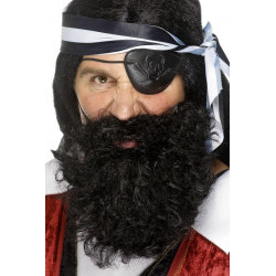 Plnovous Pirát černý