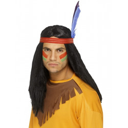 Paruka Indian brave