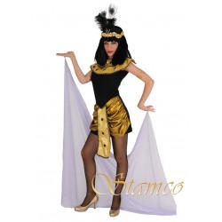 Dětský kostým Fialová kouzelnice