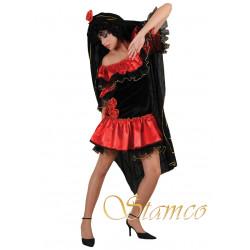 Kostým Tanečnice flamenga
