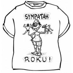 Tričko Sympaťák roku